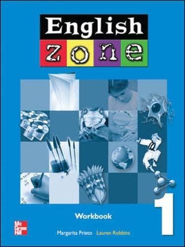 9780071219419: English Zone: Workbook Bk. 1