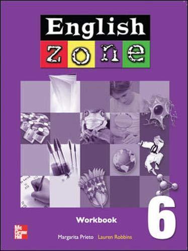 9780071219464: ENGLISH ZONE WORKBOOK 6: Workbook Bk. 5