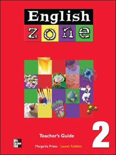 9780071219488: English Zone: Teacher's Guide Bk. 2
