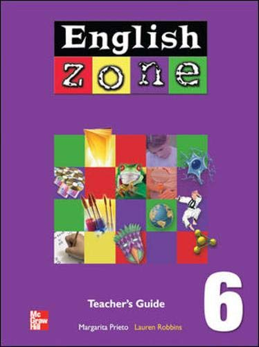 9780071219525: ENGLISH ZONE TEACHER'S EDITION 6: Teacher's Guide Bk. 6