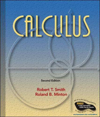 9780071219662: Calculus