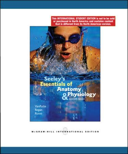 9780071220064: Seeley's Essentials of Anatomy & Physiology