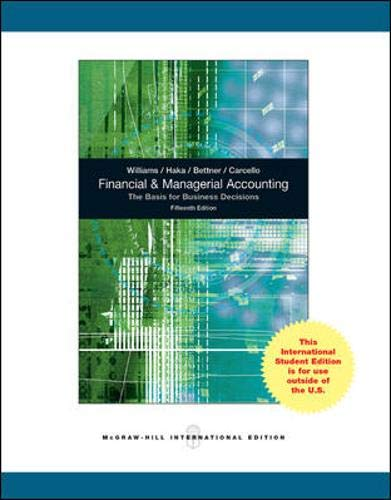 9780071220125: Financial and Managerial Accounting
