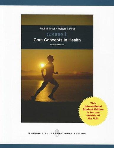 9780071220415: Core Concepts in Health