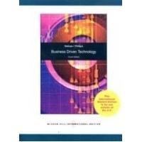 9780071220545: Business Driven Technology