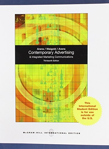 9780071220606: Contemporary Advertising