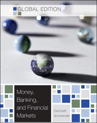 9780071220682: Money, Banking and Financial Markets