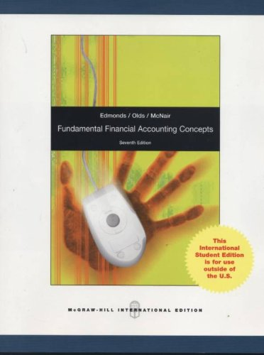 Fundamental Financial Accounting Concepts: Edmonds, Thomas P.