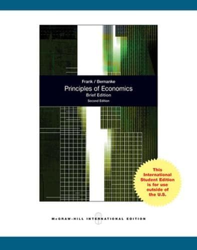 9780071220774: Principles of Economics