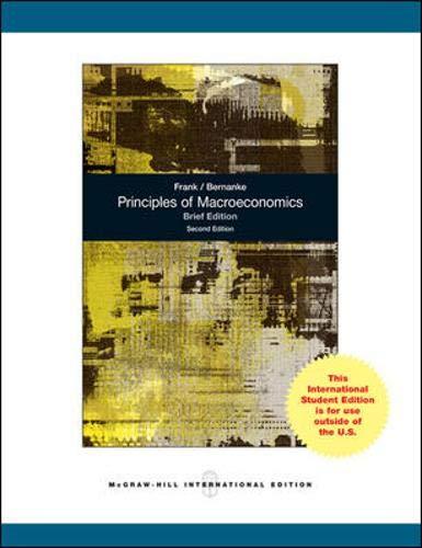 9780071220781: Principles of Macroeconomics, Brief Edition