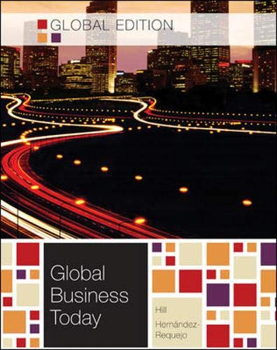 9780071220842: Global Business Today