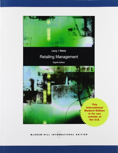 9780071220989: Retailing Management - Global Edition