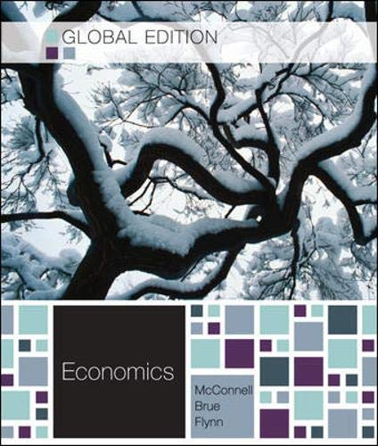 9780071221030: ECONOMICS: Principles, Problems and Policies Global Edition