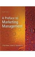 9780071221115: Preface to Marketing Management