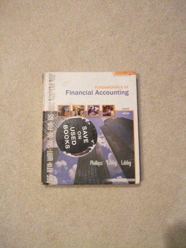 9780071221139: Fundamentals of Financial Accounting