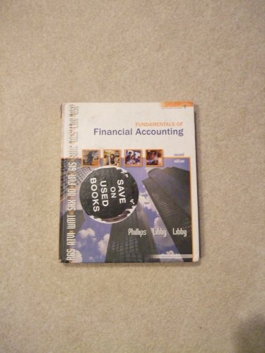 9780071221139: Fundamentals of Financial Accounting