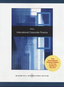 9780071221146: International Finance