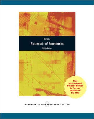 9780071221177: Essentials of Economics