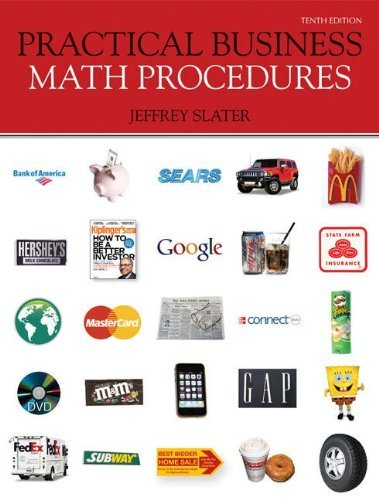 9780071221184: Practical Business Math Procedures