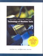 9780071221238: Technology of Machine Tools