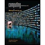 9780071221344: Computing Essentials 2011