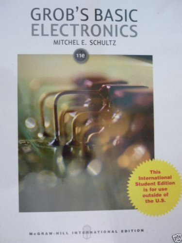 9780071221375: Grob's Basic Electronics