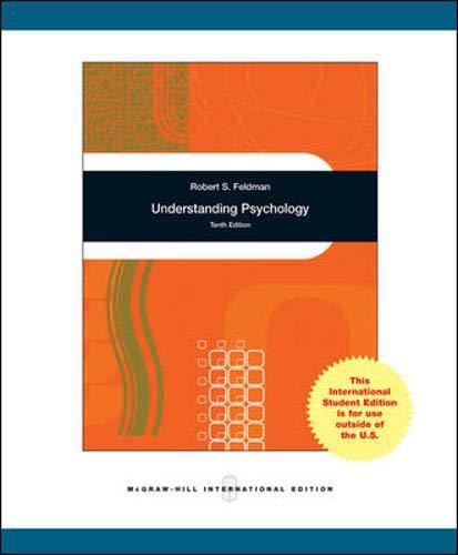 9780071221474: Understanding Psychology