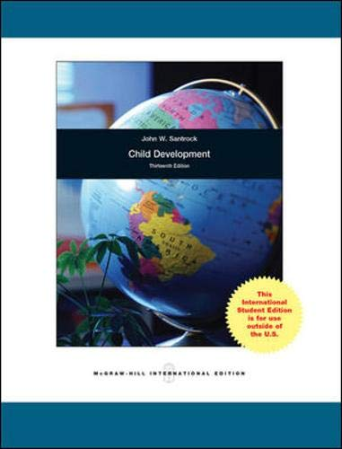 9780071221689: Child Development: An Introduction