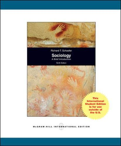 9780071221702: Sociology: A Brief Introduction