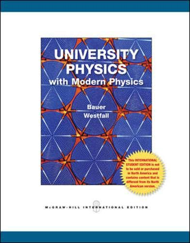 9780071221771: University Physics with Modern Physics