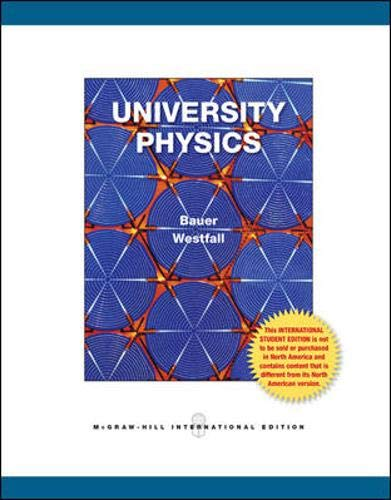 9780071221788: University Physics: Standard Version Chapters 1-35