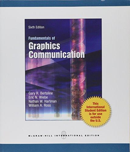 9780071221795: Fundamentals of Graphics Communication.