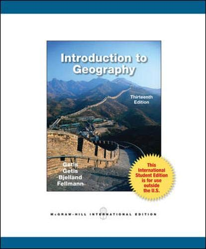 9780071221917: Introduction to Geography