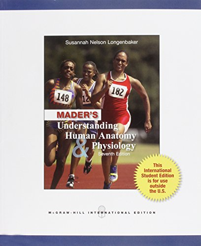 9780071222013: Mader's Understanding Human Anatomy & Physiology