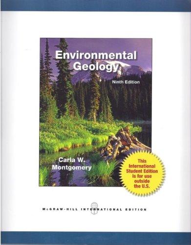 9780071222044: Environmental Geology