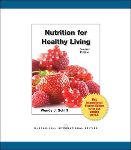 9780071222099: Nutrition for Healthy Living