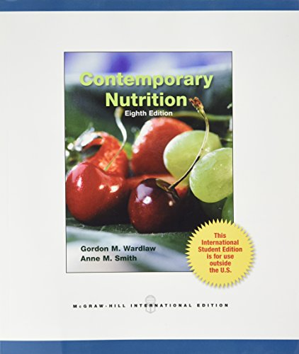 9780071222143: Contemporary Nutrition