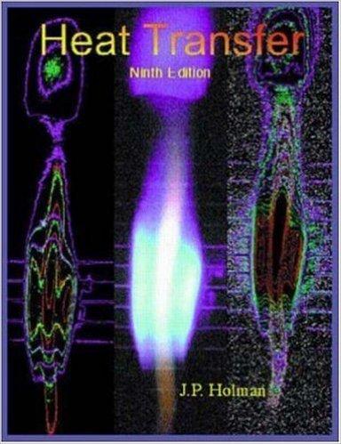 9780071226219: Heat Transfer - Ninth Edition - International Edition