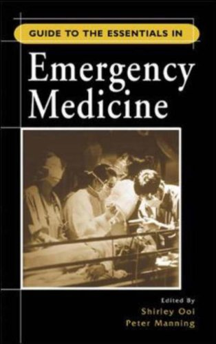 9780071226318: Guide to the Essentials in Emergency Medicine