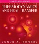 9780071226608: Introduction to Thermodynamics and Heat Transfer