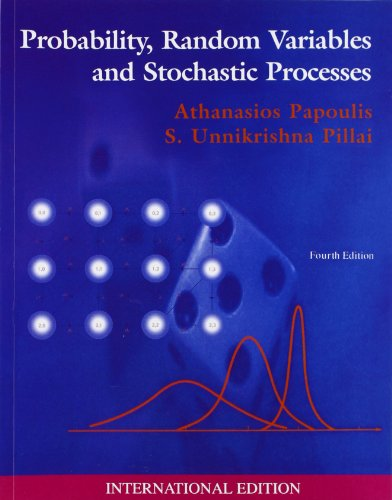 9780071226615: Probability, Random Variables and Stochastic Processes with Errata Sheet (Int'l Ed)