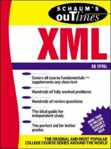 9780071229791: Schaum's Outline of XML
