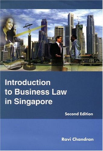 9780071229982: Introduction to Business Law in Singapore, 2nd edition