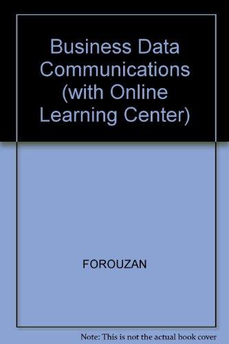 9780071230186: Business Data Communications