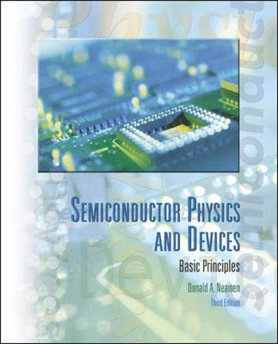 9780071231121: Semiconductor Physics And Devices