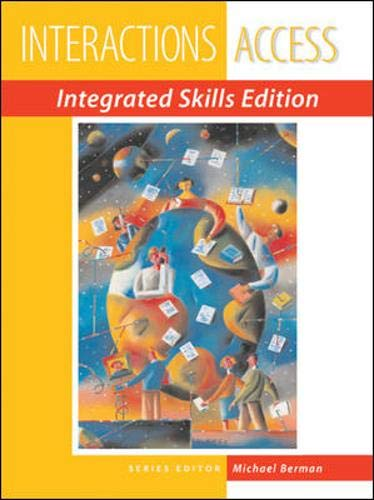 9780071231398: Interactions Access: Integrated Skills Edition