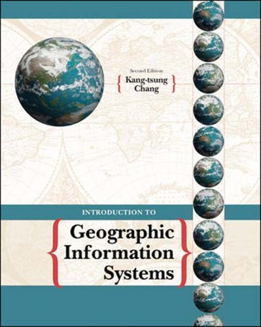 9780071232326: Introduction to Geographic Information Systems
