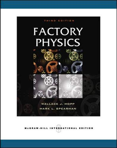 9780071232463: Factory Physics