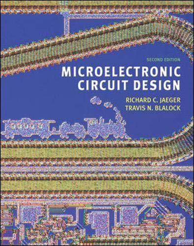 9780071232494: Microelectronic Circuit Design
