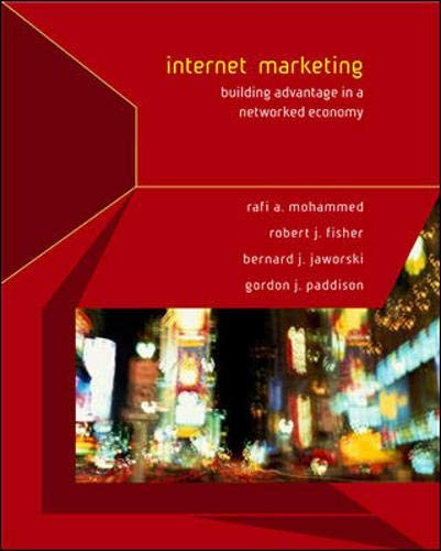 9780071232593: Internet Marketing, 2/e, with e-Commerce PowerWeb